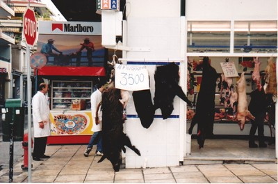 Wild boar for sale in Patras